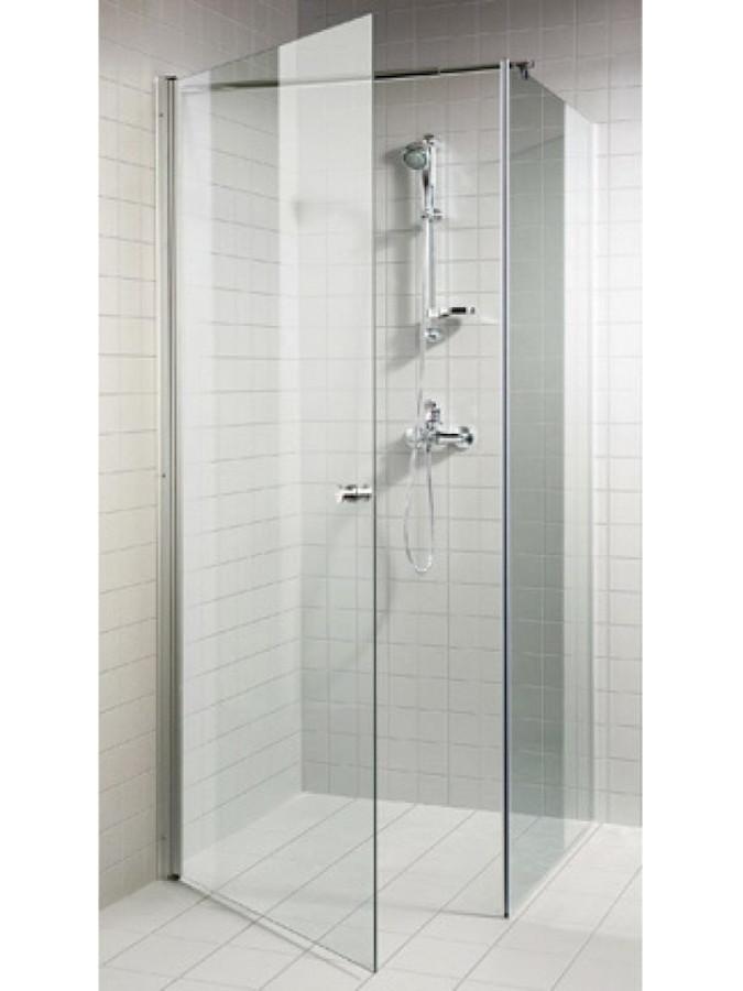 Drzwi prysznicowe na zawiasie listwowym