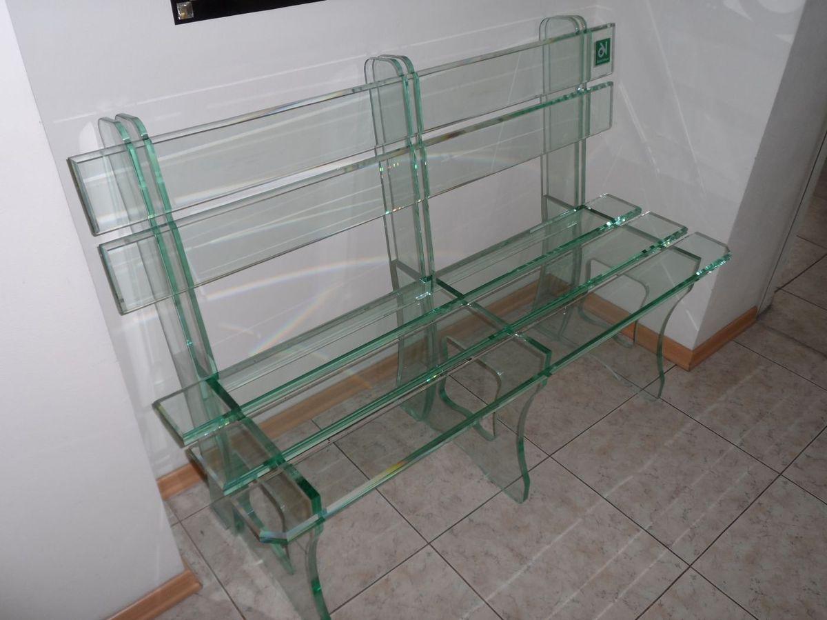 Meble szklane