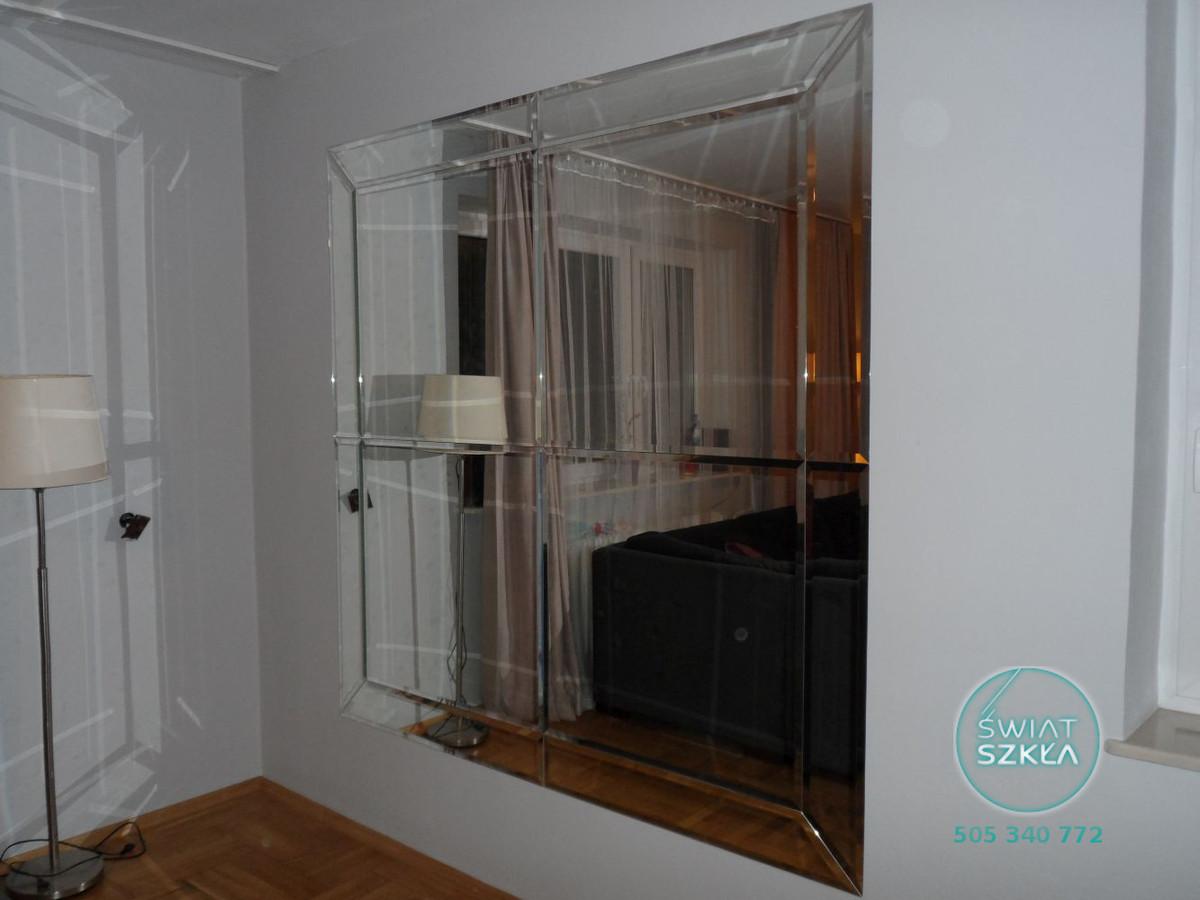 Szklane Inspiracje Lustro Jako Dekoracja Wnętrza